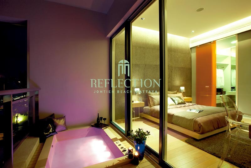 all pattaya condos luxury one bedroom apartment in
